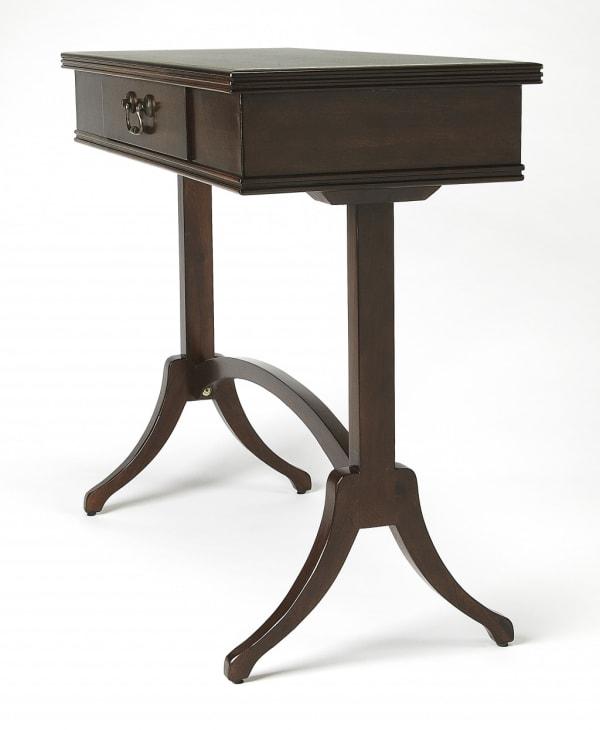 Acacia and Pinewood Writing Desk