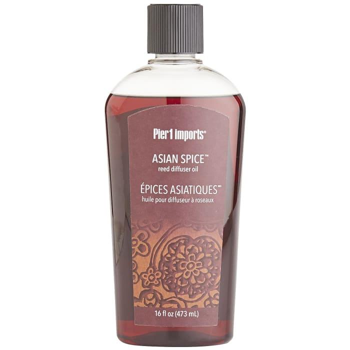 Pier 1 Reed Diffuser Refill Oil Asian Spice® 16oz