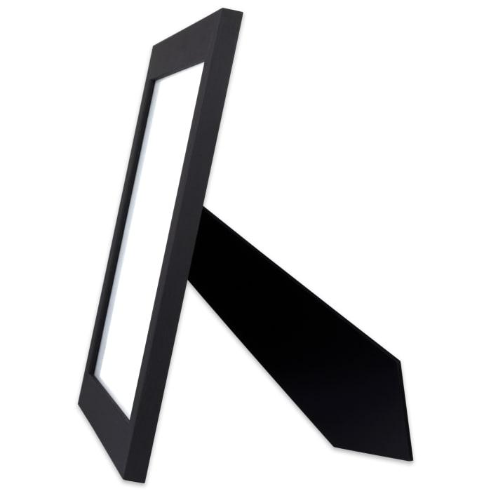 Black Document Frame