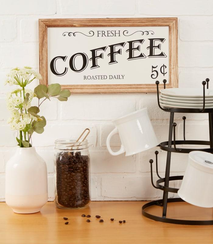 Farmhouse Coffee Sign