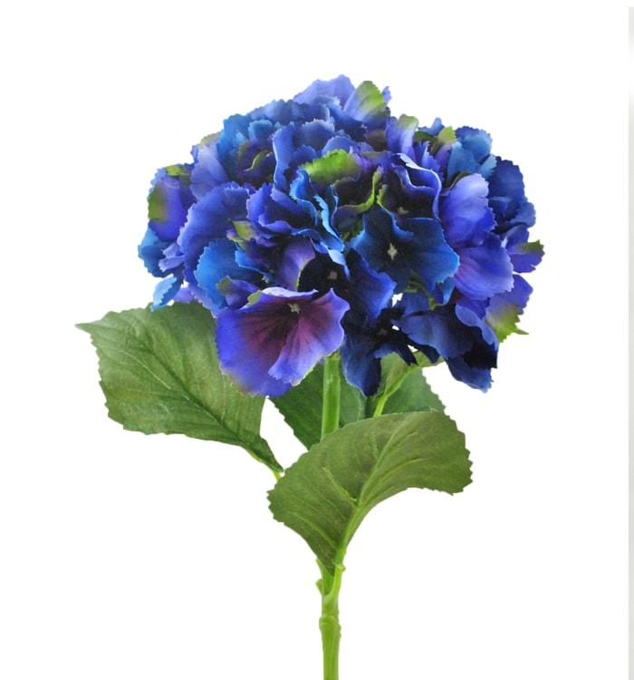 Flower Hydrangea Blue (Set of 2)