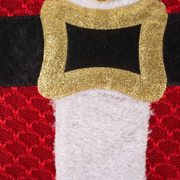 Santa's Holiday Tree Skirt