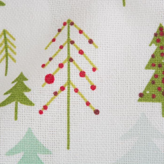 Holiday Woods Printed Napkin (Set of 6)