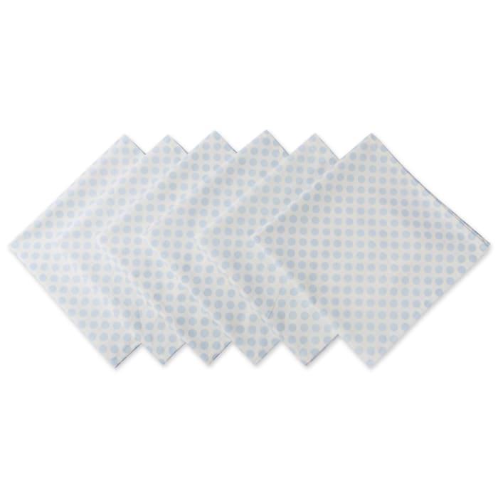 Napkin Printed Dots(Set of 6)