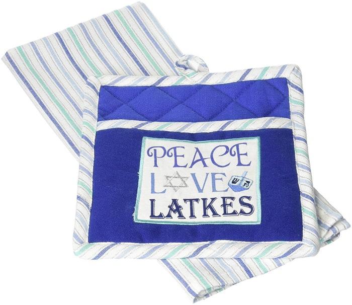 Peace Love Latkes Gift Set