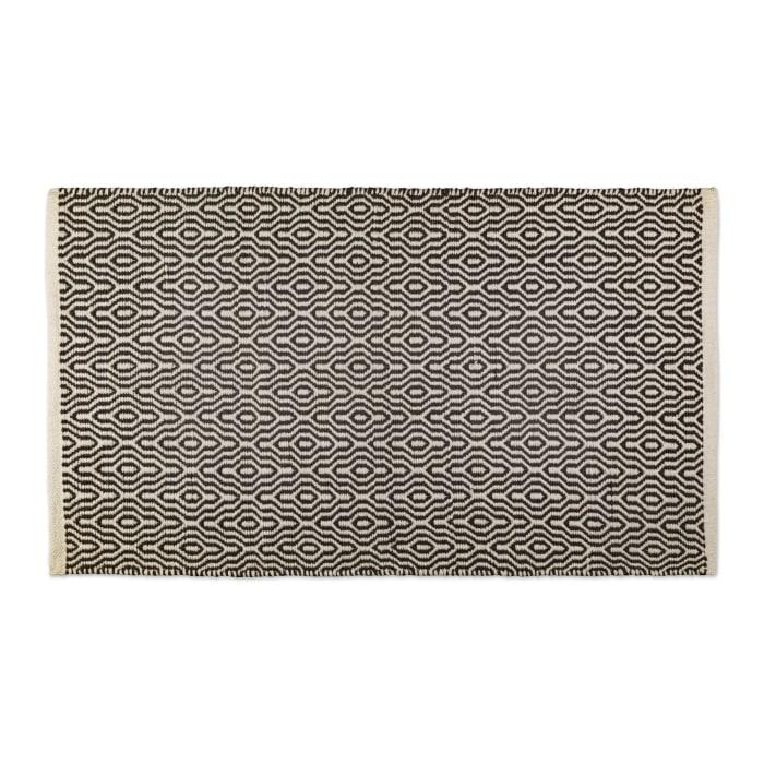 Mineral Keyhole Rug 50x80cm