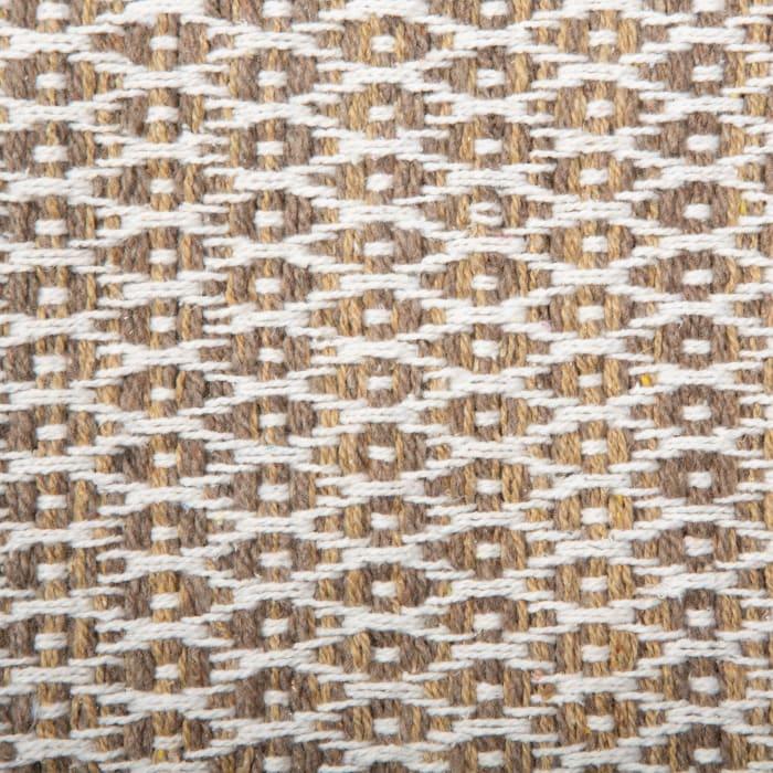 Stone Diamond Recycled Yarn Rug 2x3-ft