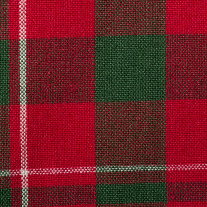 Tartan Holly Plaid Tablecloth 52x52