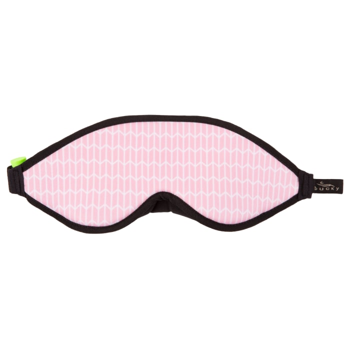 Bucky Block Out Shade- Pink Chevron