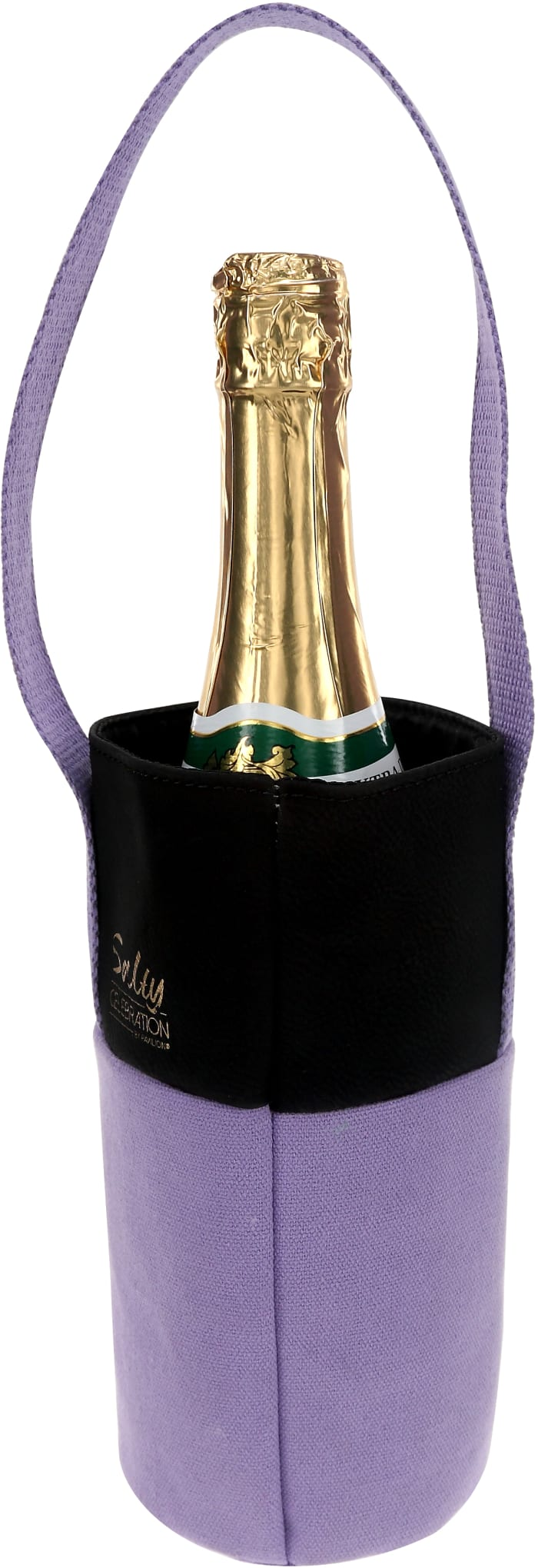 Fabulous - Canvas Bottle Gift Bag