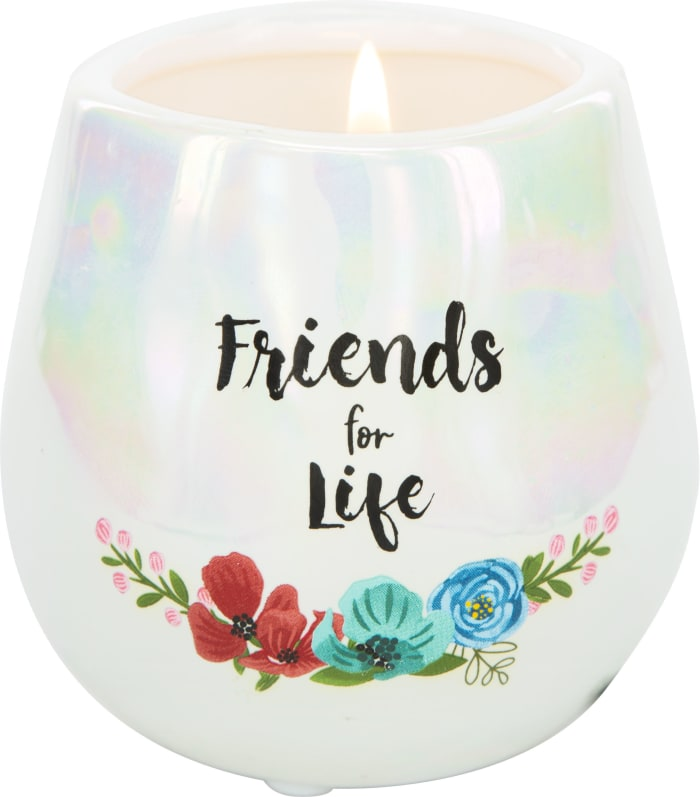 Friends - 100% Soy Wax CandleScent: Serenity
