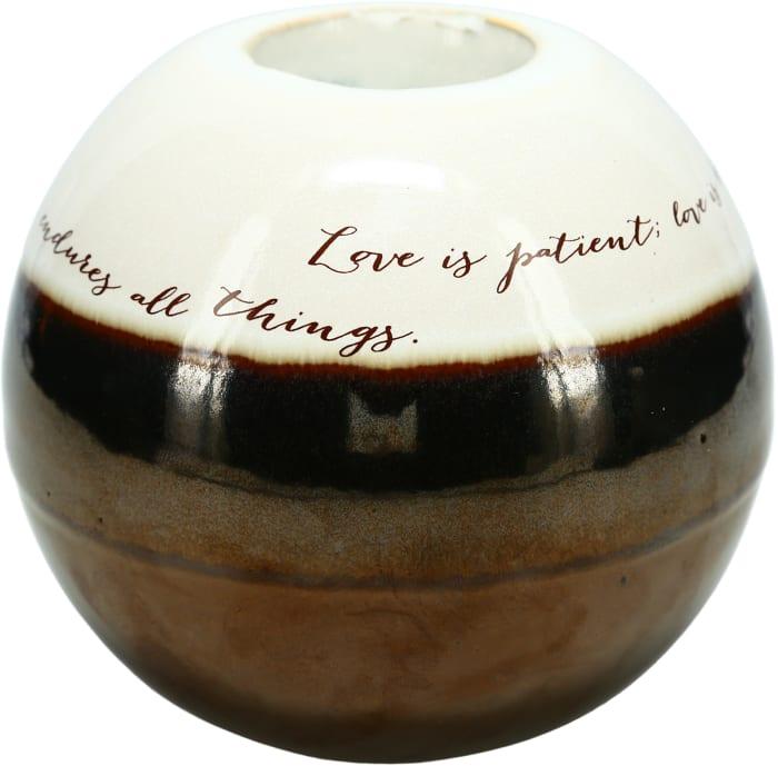 Love - Decorative Tea Light Holder