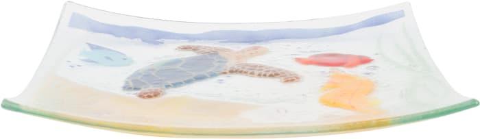 Under the Sea - Square Plate