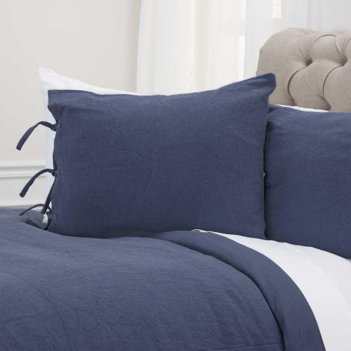 Blue 100% Cotton Solid 114