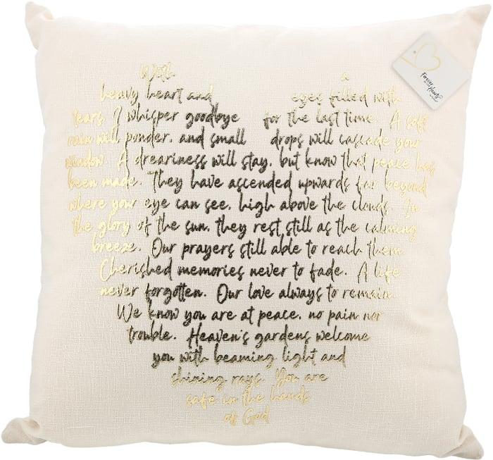 In God's Hands - Pillow
