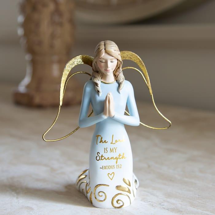 Lord - Kneeling Angel Praying