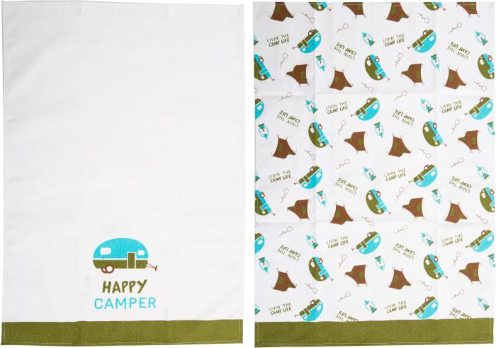 Camp - Tea Towel Gift Set (2)