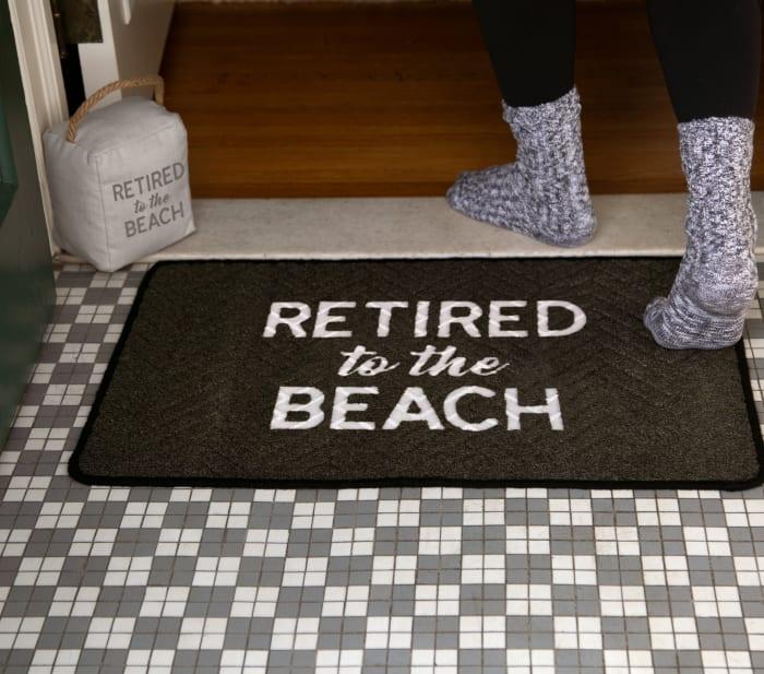 Beach - Floor Mat