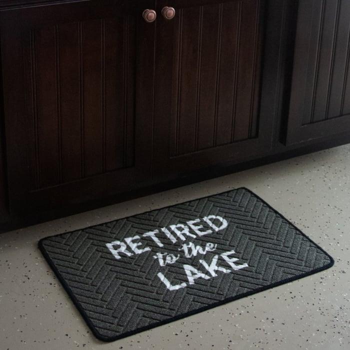 Lake - Floor Mat