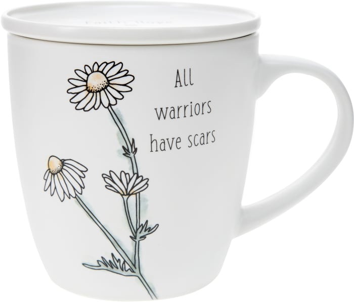 All Warriors - Cup with Coaster Lid