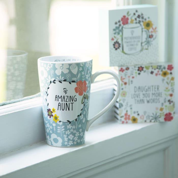 Aunt - Latte Cup