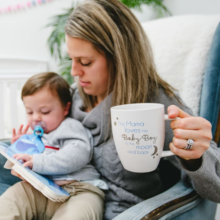 Baby Boy - Cup