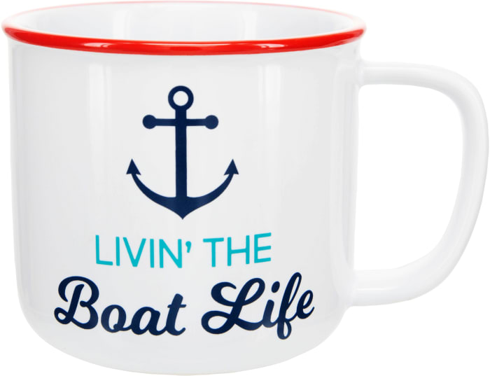 Boat Life - Mug