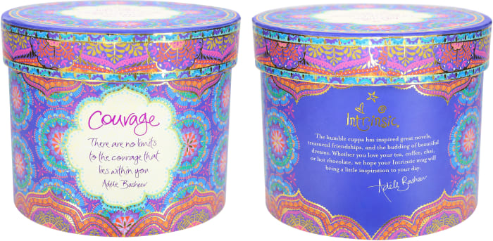 Courage - Cup with Gift Box