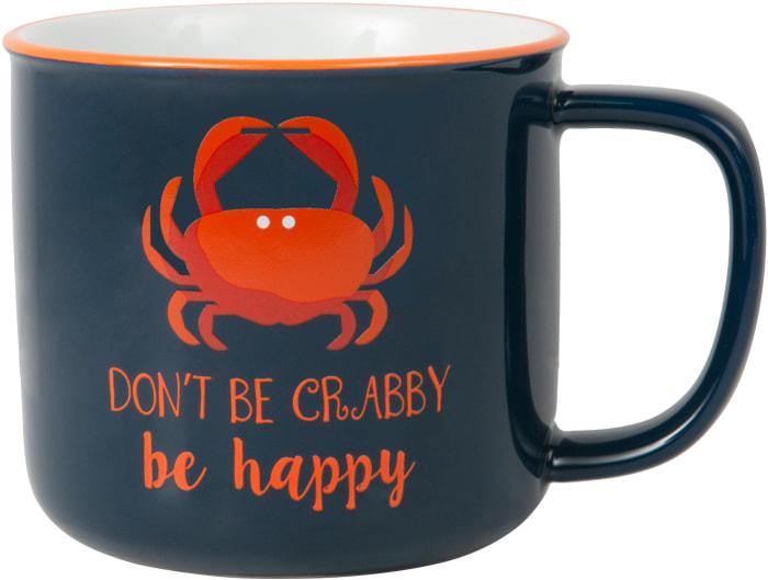 Crabby  - Mug