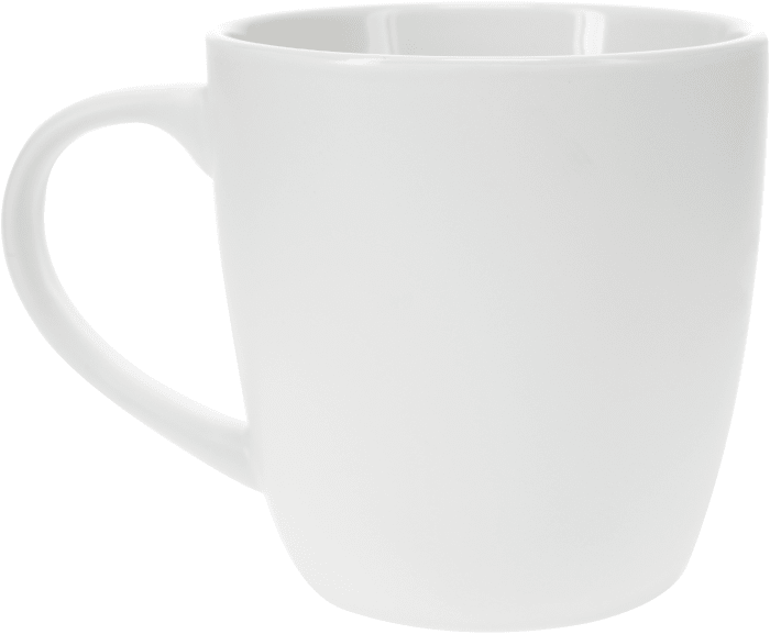 Faith Hope Cure - Cup with Coaster Lid