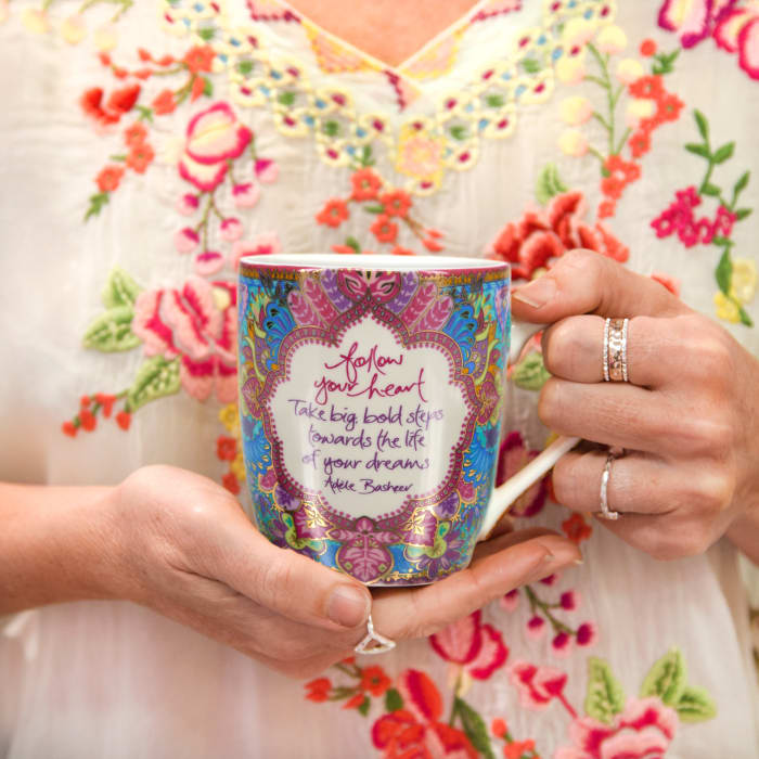 Follow Your Heart - Cup with Gift Box