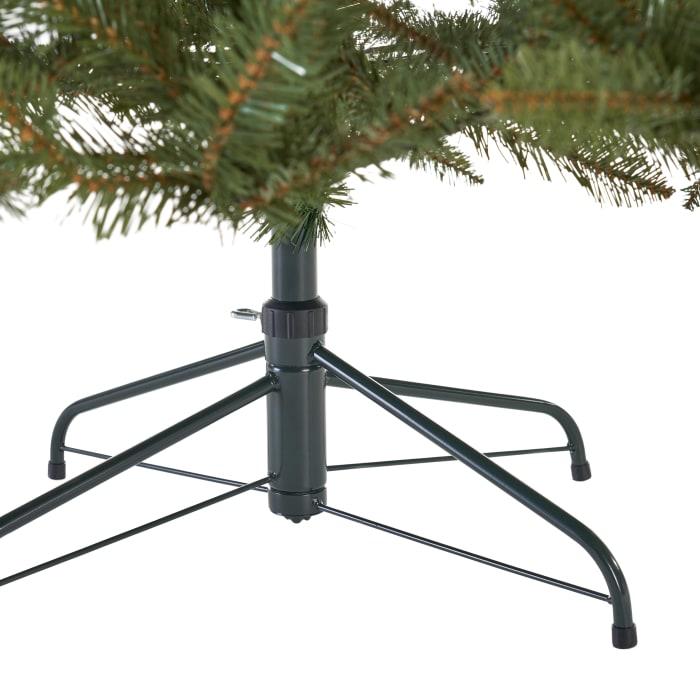 7-foot Fraser Fir Unlit Hinged Artificial Christmas Tree