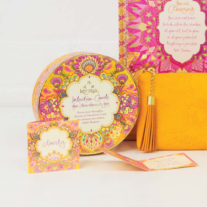 Abundance & Joy - Intuition Cards