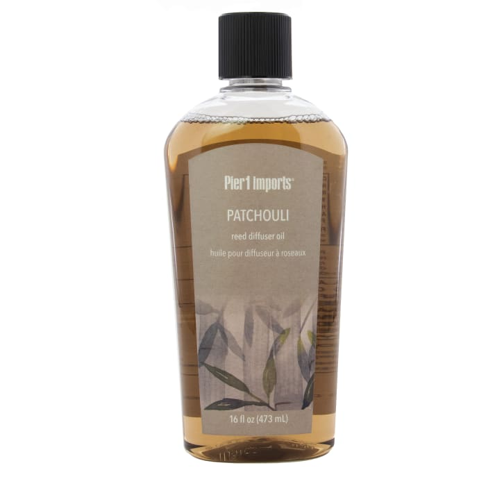 Pier 1 Reed Diffuser Refill Oil Patchouli 16oz