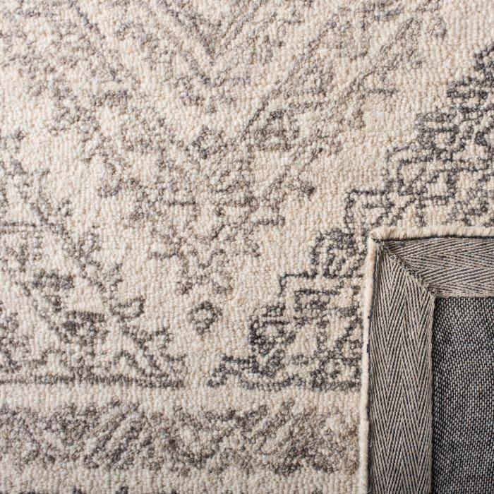 Essence Ivory Wool Rug 3' x 5'