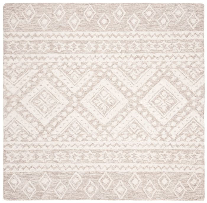 Essence Natural Wool Rug 5' Round