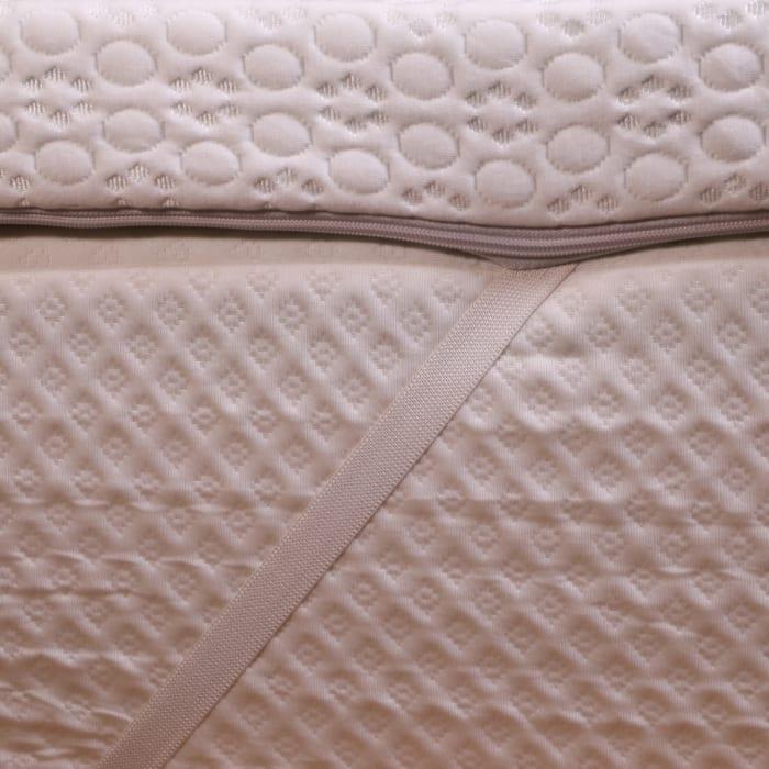 3 Certified Foam Mattress Topper Twin