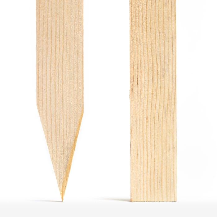Wood Garden Stake 18