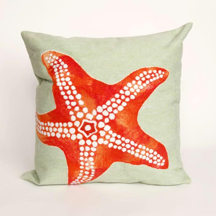 Seafoam Outdoor Pillow