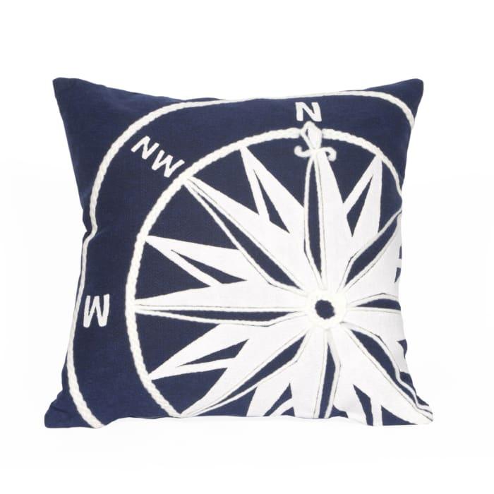 Compass Marine Outdoor Pillow