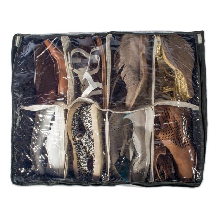 Damask 8 Shoes Soft Storage