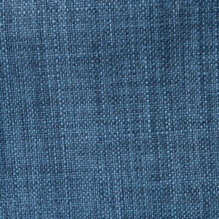 Polyester Bin Variegated Blue Round Large 15x16x16