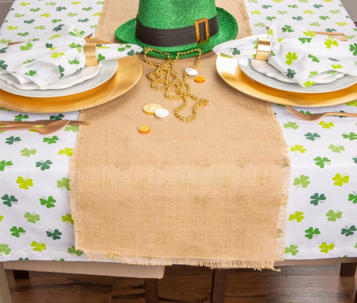 Irish Luck Green 52