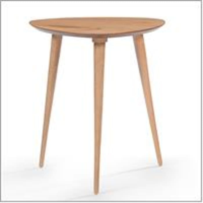 Natural End Table