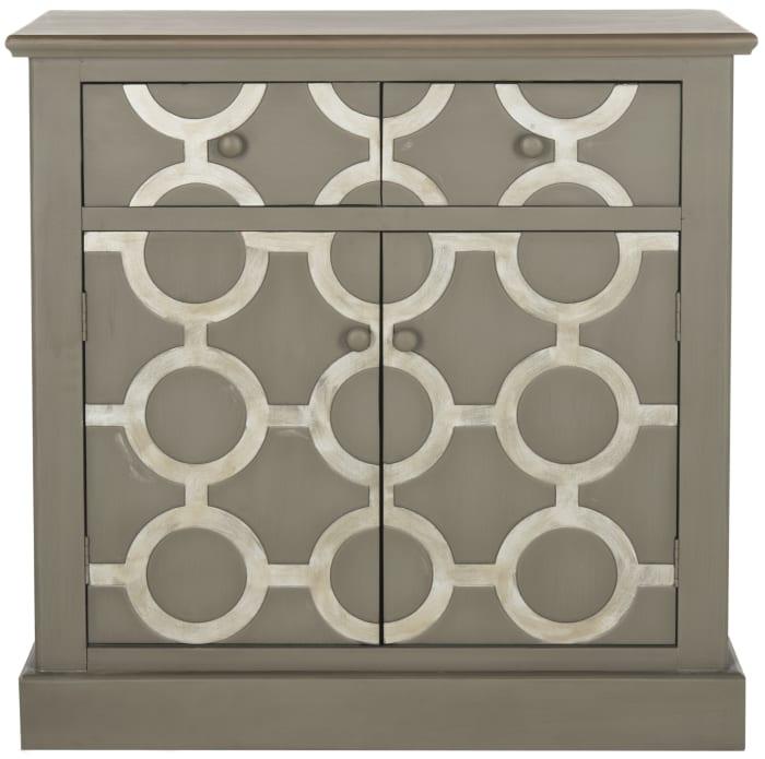 Gray Oliver Cabinet