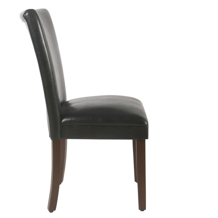 Classic Black Dining Chair Set of 2