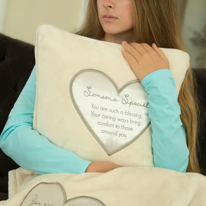 Someone Special Plush Pillow
