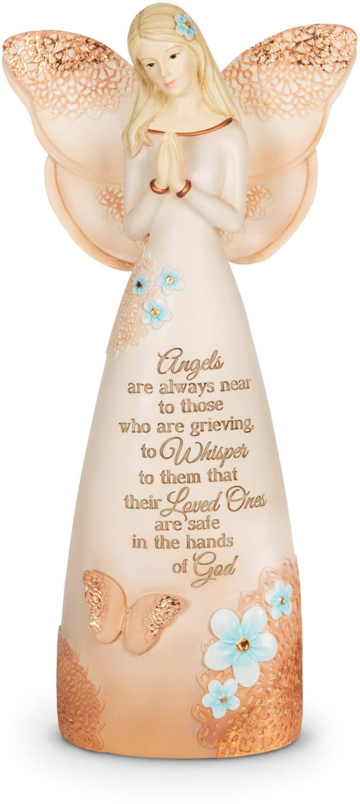 Loved Ones Memorial Angel Figurine