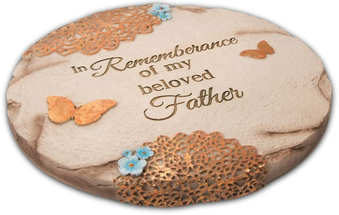 Beloved Father Large Garden Stone