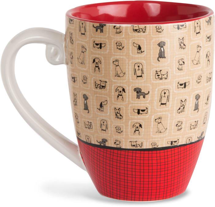 Hot Diggity Dog Mug